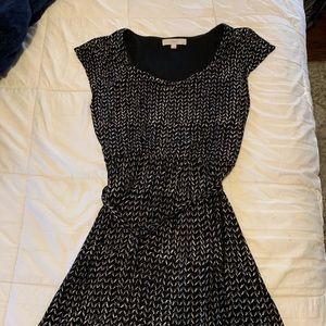 LOFT Petite LG Tie Waist Dress 💃🏻